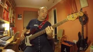 Lush - De-luxe (bass cover)
