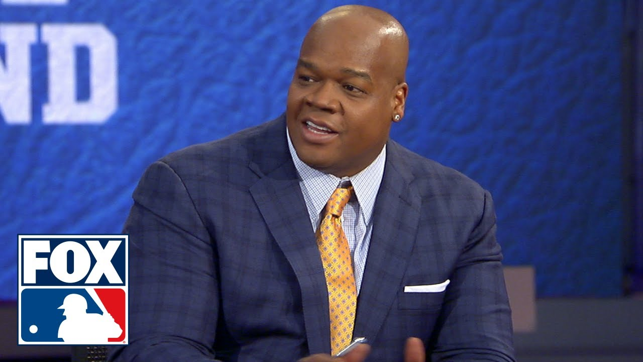 Frank Thomas on Yelich's hot start and the tight competition in the NL East | MLB WHIPAROUND