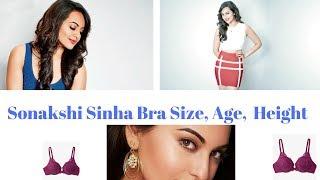 Sonakshi Sinha Bra Size, Age, Weight, Height, Measurements 2018