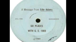 Edie Adams - Go Places With G.E. 1969 Thumbnail