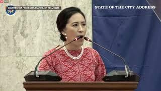 Mayor Joy Belmonte's 1st State of the City Address