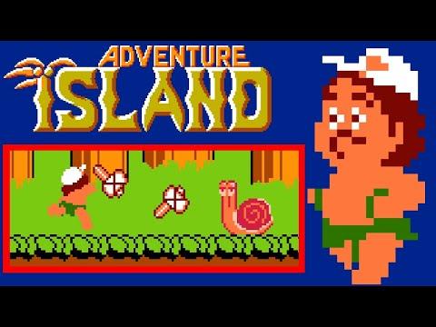 Adventure Island (NES) | Playthrough