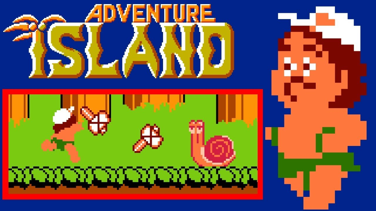 Download Adventure Island (NES)