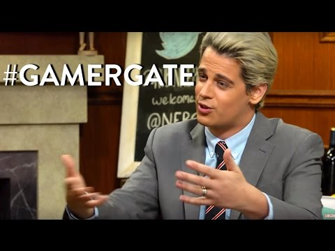 Milo breaks down the 2 sides, as he sees it, in the Gamergate controversy.