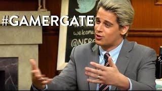 Milo Yiannopoulos Exposes Gamergate