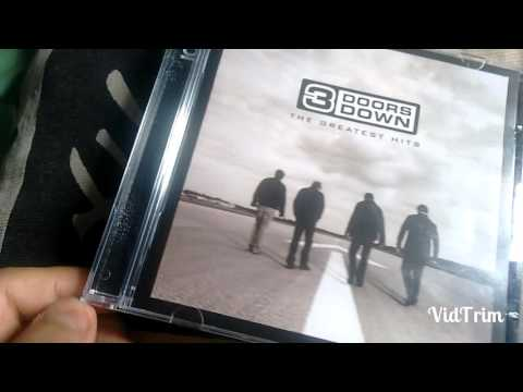 3 Doors Down Cd The Greatest Hits
