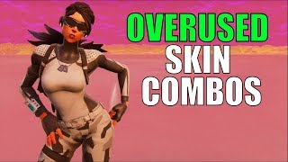 MOST Overused Skin Combos! | Fortnite