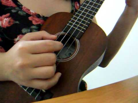 Zee Avi Bitter Heart Ukulele Cover From Amanda Yao Youtube