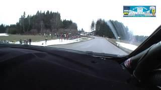 ERC Jännerrallye / Janner Rally 2014 - Kajetanowicz SS2 onboard