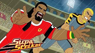 Supa Strikas - Season 6 | The Crunch | Soccer Cartoons for Kids | Sports Cartoon