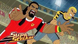 Supa Strikas  Season 6 | The Crunch | Soccer Cartoons for Kids | Sports Cartoon