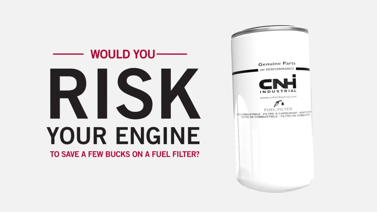 Case Ih Fuel Filter Youtube Filters