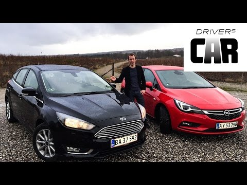 Opel Astra vs Ford Focus 2016 : cars comparable to ford focus - markmcfarlin.com