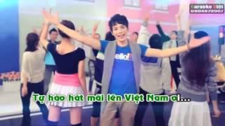 Việt Nam Ơi - karaoke tone dễ hát