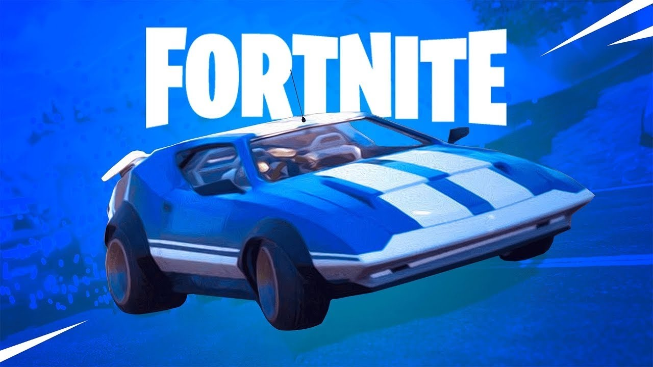 Cars Are Finally Out In Fortnite Battle Royale New Whiplash