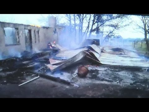 Cuba, NM Fire Chief loses home to fire