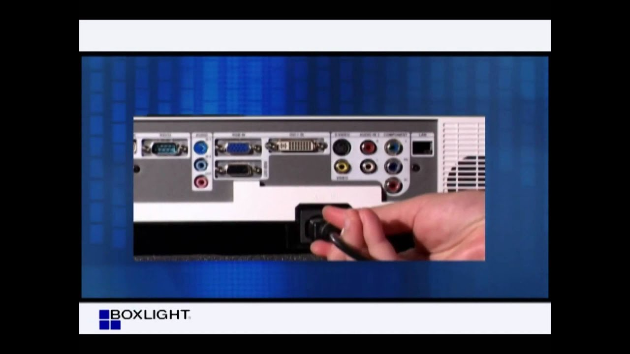 Boxlight Procolor 3080.Boxlight Projectowrite2 Interactive Projector