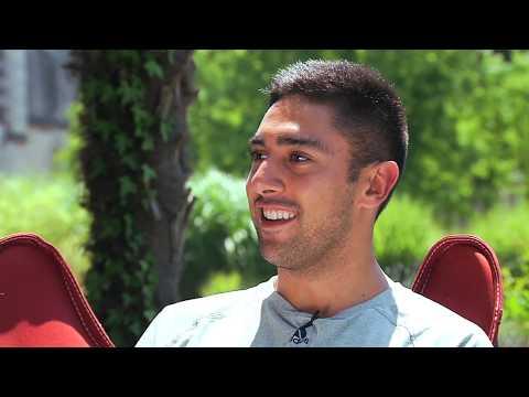 Kawika Shoji & Taylor Sander interview each other