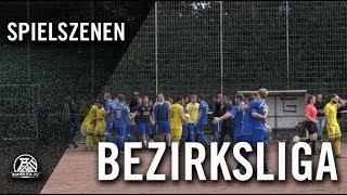 DJK St. Winfried Kray – FC Blau-Gelb Überruhr (1. Spieltag, Bezirksliga, Staffel 3)