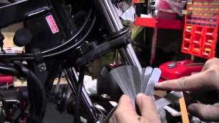 バイクの構造例:バルブクリアランスって何?どこで調整するの?