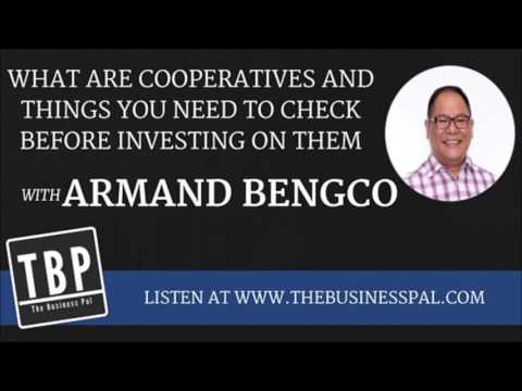 TBP001: What Are Cooperatives And Things You Need To Check Before Investing On Them