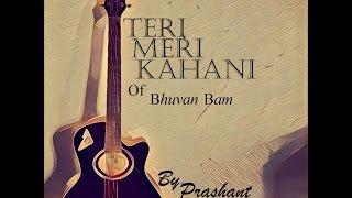 BB ki Vines Teri Meri Kahani Easy Guitar lesson.