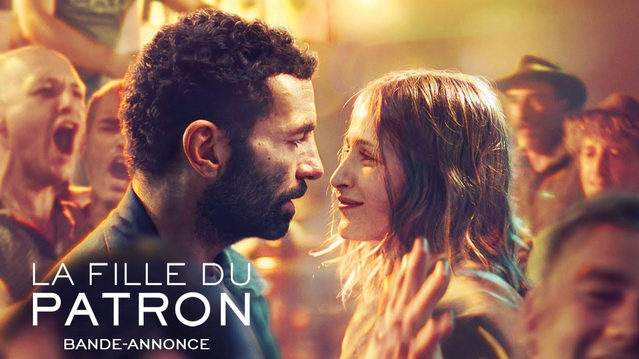LA FILLE DU PATRON - Bande annonce - au cinéma le 6 janvier