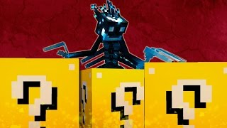 Minecraft: LUCKY BLOCKS | AZURE | Desafío de la Suerte - #49