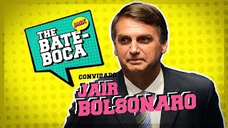 THE BATE-BOCA NA MIX / JAIR BOLSONARO