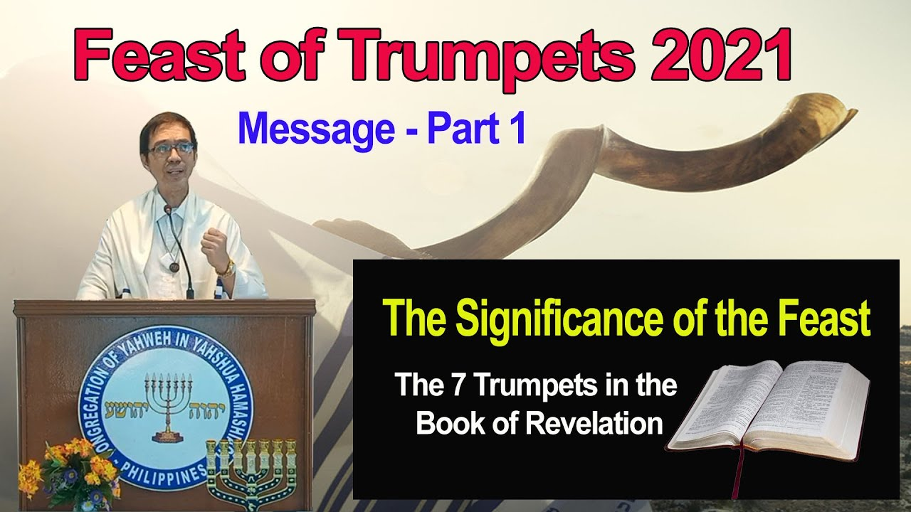 Download Feast of Trumpets 2021 - Message  Part1   Significance of the Feast of Trumpets
