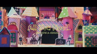 MAN WITH A MISSION「All You Need」