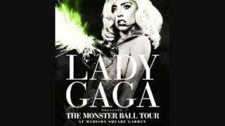 #17 Lady Gaga The Monster Ball HBO Special Audio - Talk #7 (Show Me Your Teeth)