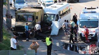 В ДТП в Кривом Роге пострадало 7 человек | 1kr.ua