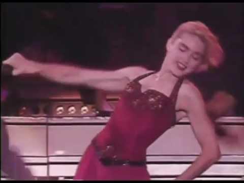 Madonna   Rescue Me Video Montage