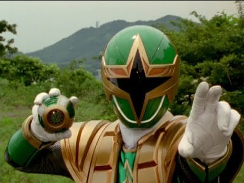 Power Rangers Ninja Storm - Power Rangers vs DJ Drummond