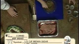 Ann's Corn Beef Brisket