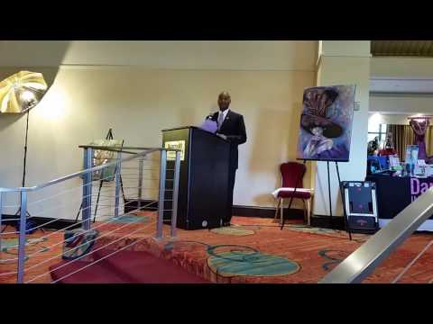 Maryland State Delegate Michael A. Jackson Speech at the 2nd Annual Ladeez Tea and Hat Event