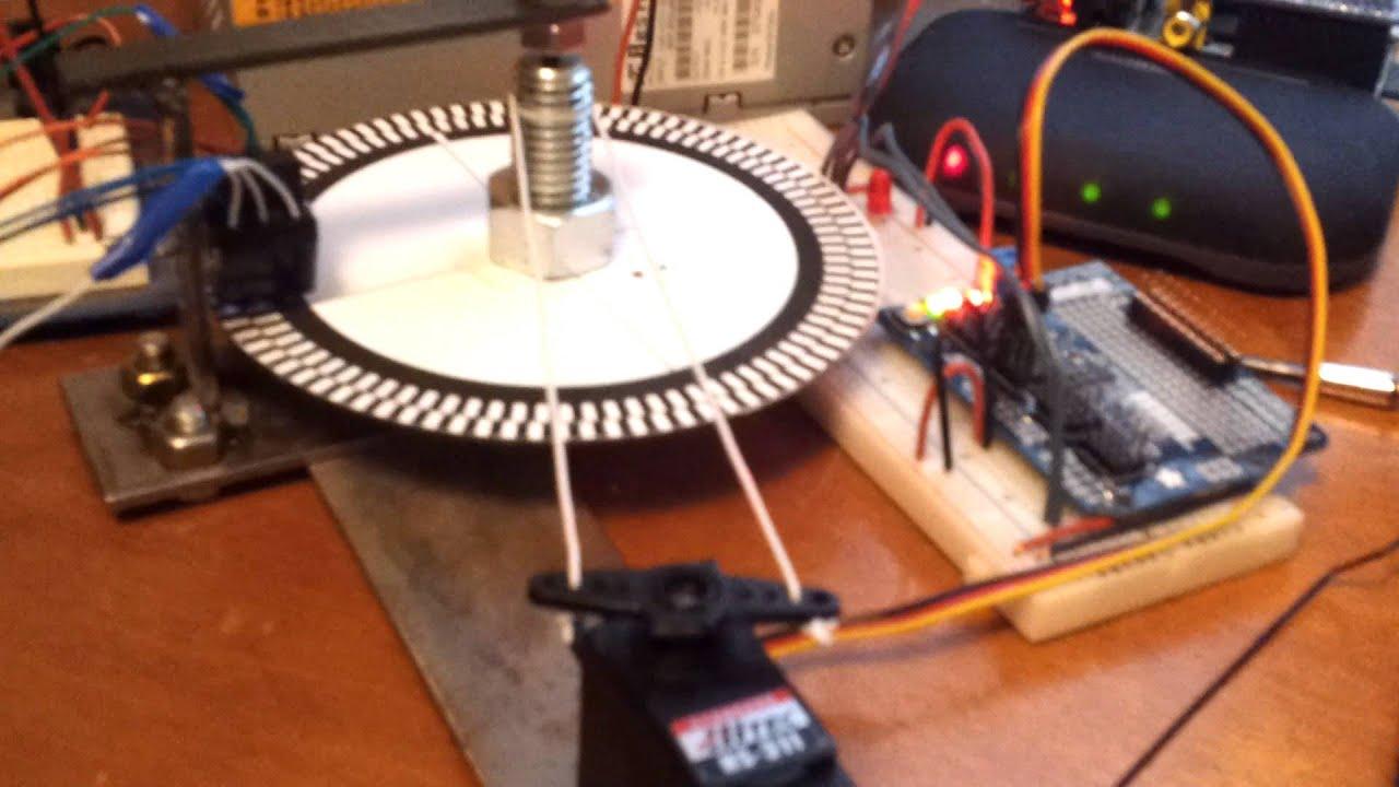 Arduino Pid Dc Servo: Arduino pid control tutorial kendali