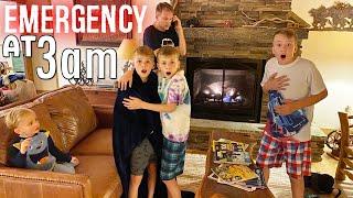 EMERGENCY at 3AM!