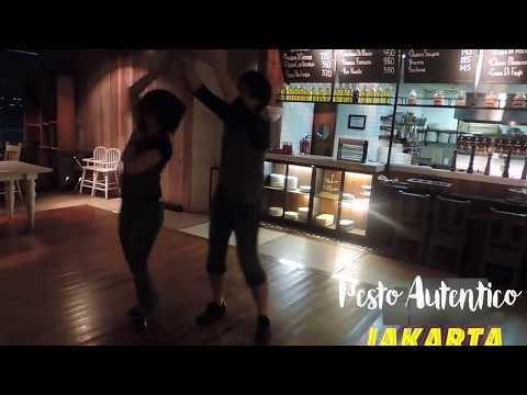La Salsa INDONESIA Academy - & Daiso Social Dancing @ Pesto Jakarta