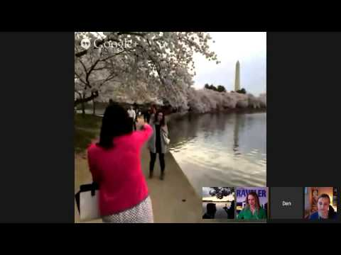 Cherry Blossoms Photo Walk in Washington, D.C.