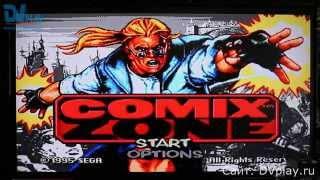 Sega + Dendy в одном корпусе - игровой приставки