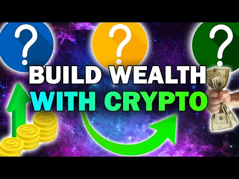 These Altcoins Will Make MILLIONAIRES In 2021 (Build Wealth With Crypto)