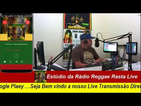 Transmissão ao vivo de Rádio Reggae Rasta 07/03/2019
