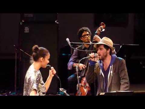 Mayra Andrade & Hugh Coltman @ FIP Radio (Paris)
