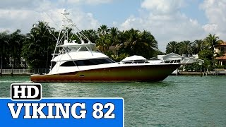 Viking 82 Convertible Sportfish | MUSTANG SALLY