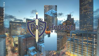 3 | Friday Evening | PaS Houston 2020
