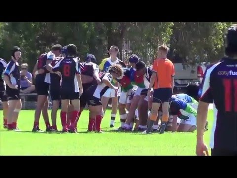 Under 17 South Australia v Metro East Junior Gold Cup 2016