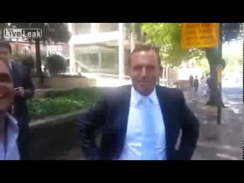 True Aussie abuses Tony Abbott