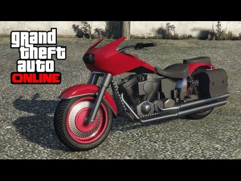 [Full-Download] Gta 5 Online Rare Western Bagger Franklin ...